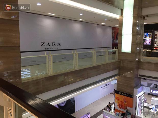 Zara Việt Nam xác nhận ngày khai trương chính thức store thứ 2 tại Vincom Bà Triệu vào ngày 9/11 tới - Ảnh 6.