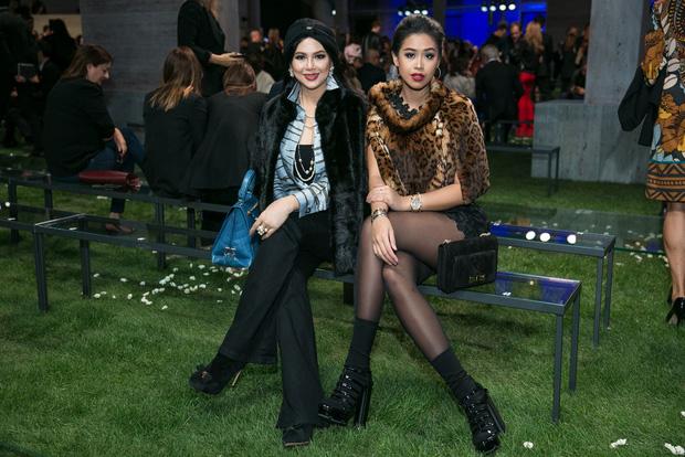 Hóa ra Thảo Tiên - em chồng Hà Tăng mới là mỹ nhân Việt càn quét front-row từ London đến Milan Fashion Week - Ảnh 7.