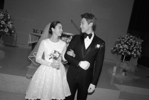 Váy cưới của các mỹ nhân đình đám xứ kim chi: người chi cả tỷ cho hàng hiệu, người diện thiết kế không tên tuổi - Ảnh 7.