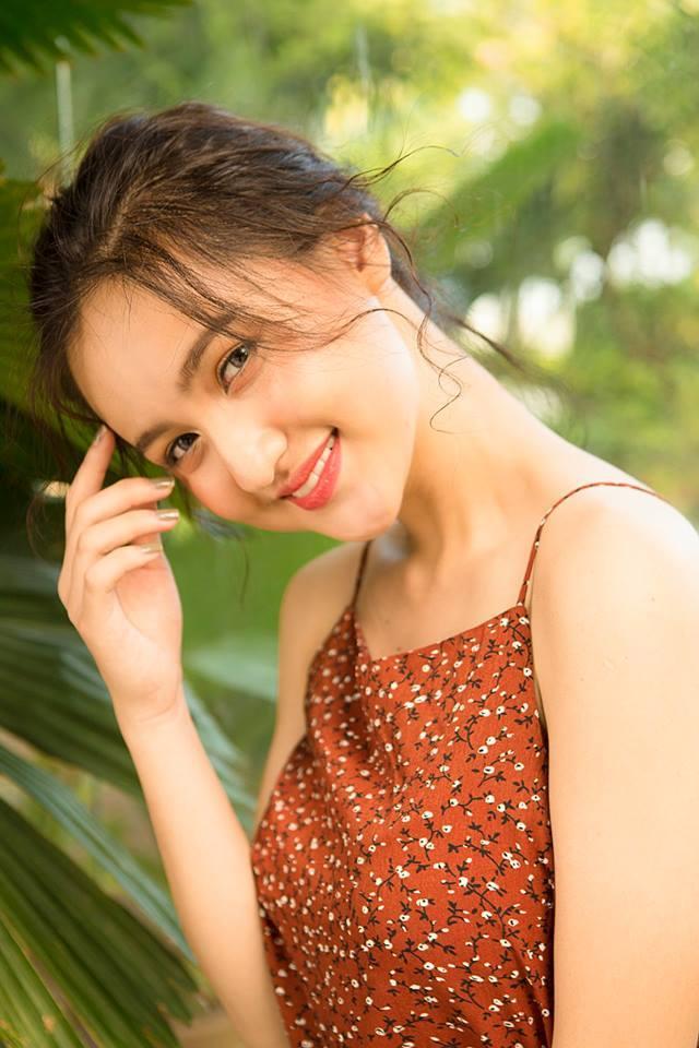 Nữ sinh Cần Thơ sở hữu nhan sắc được so sánh với mỹ nhân số 1 Philippines - Ảnh 7.