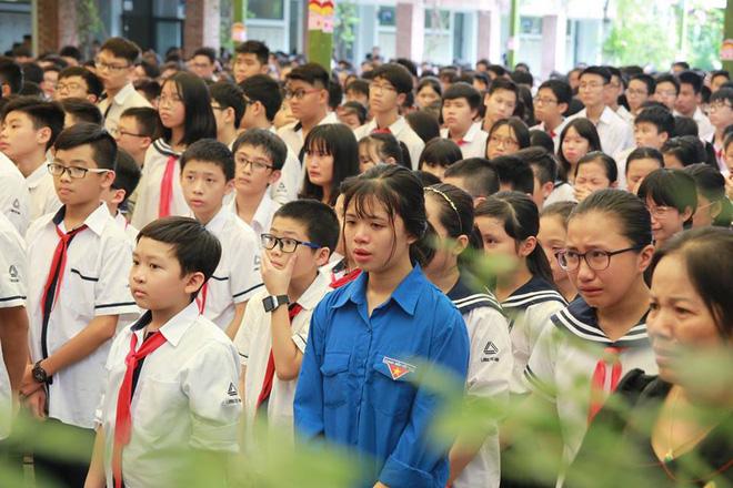 Nhìn những hình ảnh này mới biết thầy Văn Như Cương trong lòng học trò mến thương đến dường nào - Ảnh 26.