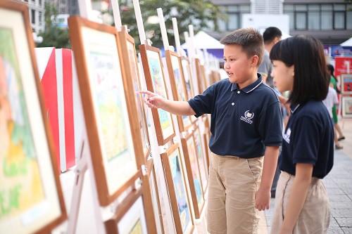 Vinschool Book Fair 2017 đón nhà văn dành cho tuổi teen nổi tiếng thế giới - Ảnh 7.