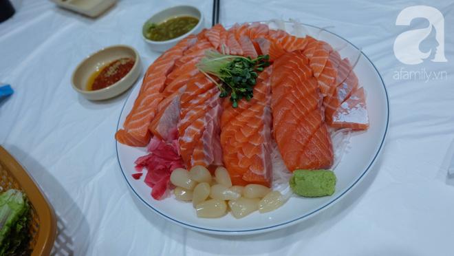 Đi Seoul mà mê hải sản, nhất định phải đến chợ Norangjin - Ảnh 7.