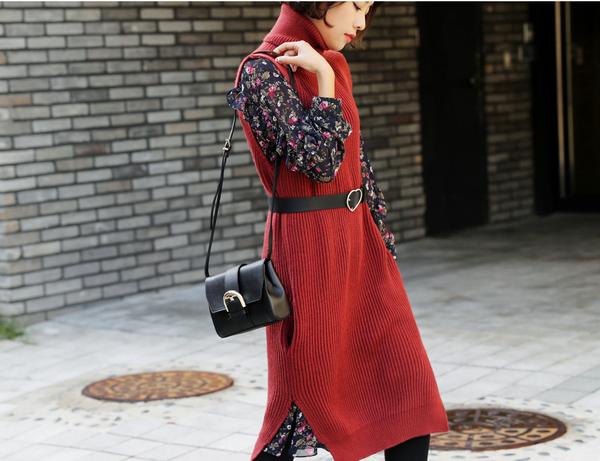 Tận dụng váy hè mà vẫn diện ấm áp trong mùa đông với những gợi ý sau - Ảnh 4.