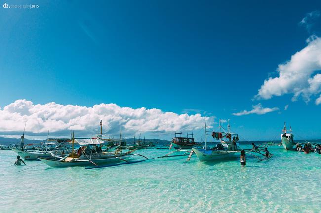 Gần Việt Nam có 5 bãi biển đẹp như thiên đường, không đi thì tiếc lắm!