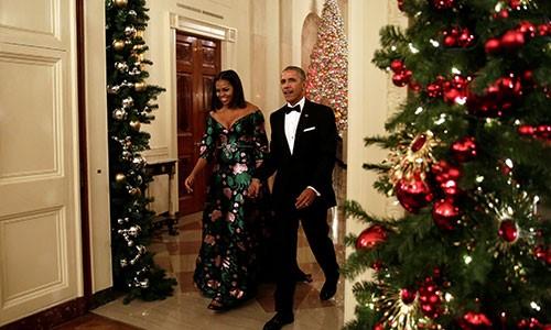Obama và những bữa tiệc riêng tư tại Nhà Trắng - Ảnh 8.