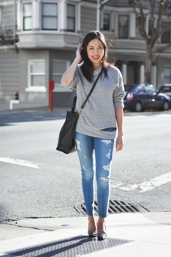 Đã mặc quần jeans mà kết hợp cùng 6 món đồ này thì đảm bảo đẹp chẳng cần lý do! - Ảnh 9.