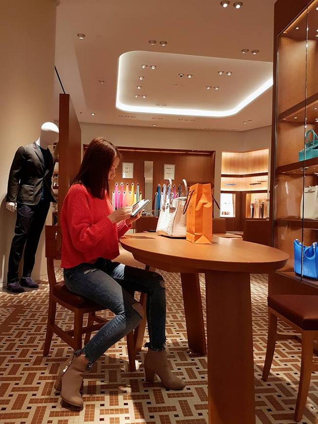 Bị tố dùng hàng fake, Hoa hậu Hải Dương - chủ nhân chiếc Birkin giá 5 tỷ đồng xin miễn đôi co - Ảnh 8.