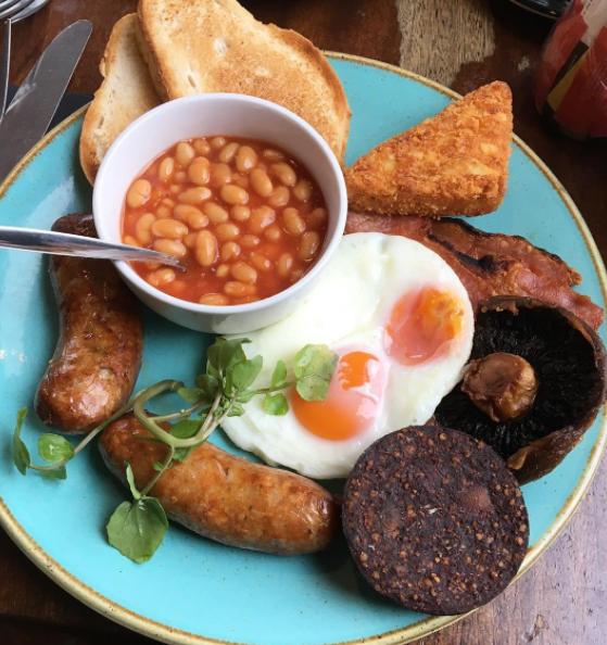 Vòng quanh thế giới, xem bữa sáng của các nước khác nhau thế nào - Ảnh 4.