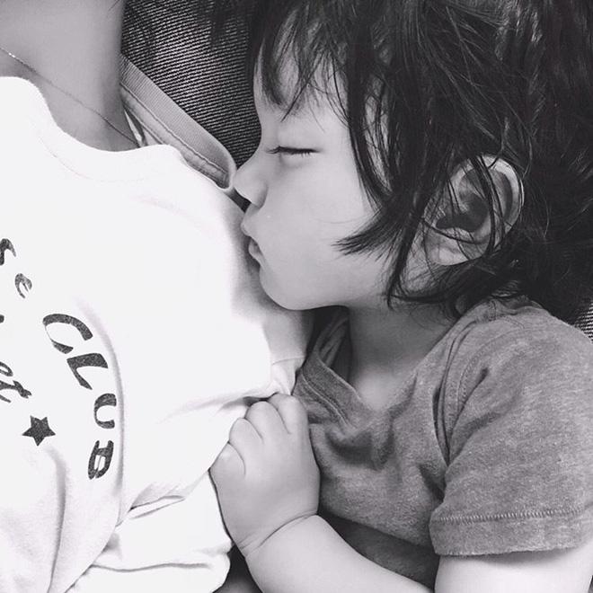 Nhóc tì Nhật Bản siêu cấp đáng yêu, mới 2 tuổi đã có 80k lượt theo dõi - Ảnh 8.