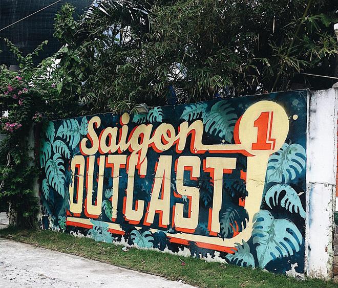 Vạn lần ngược xuôi Sài Gòn nhưng không phải ai cũng thấy những bức tranh tường chất ngất như thế! - Ảnh 8.