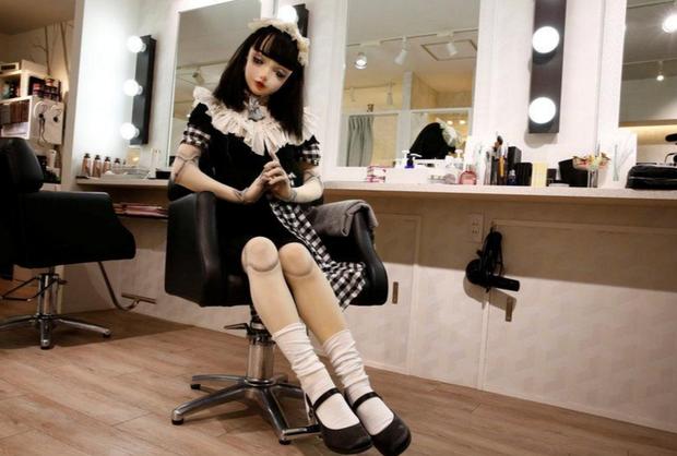 Chân dung búp bê sống tại Nhật Bản: Khi ranh giới giữa người và búp bê gần như bị xóa nhòa - ảnh 8