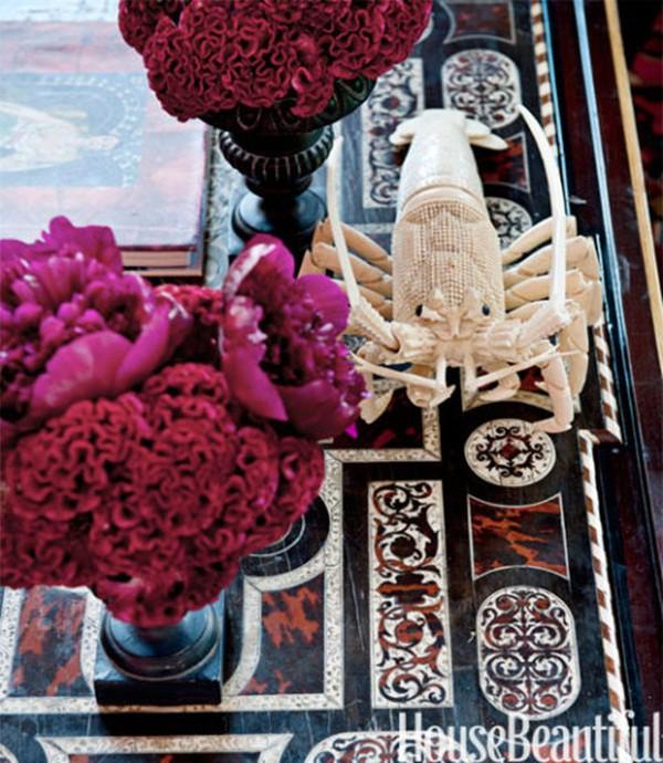 Những ý tưởng trang trí nhà với hoa tiết kiệm mà chưa bao giờ lỗi mốt - Ảnh 8.