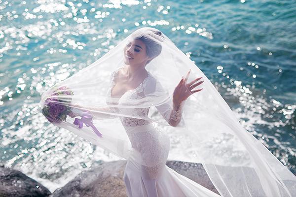 Sở hữu hình thể đẹp mỹ mãn cô dâu Việt và chú rể Úc chụp ảnh cưới phóng khoáng sexy, táo bạo hết mức - Ảnh 9.