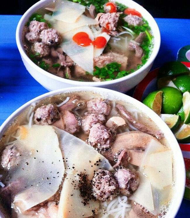 9 quán bún giá mềm cho bữa sáng ngon tuyệt ở Hà Nội - Ảnh 6.