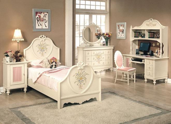 Nếu được sở hữu những phòng ngủ lung linh như thế này hẳn bé nhà bạn sẽ rất thích - Ảnh 9.