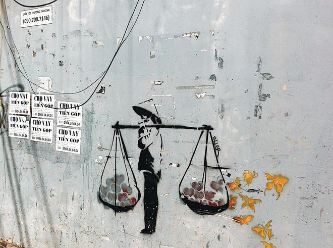 Vạn lần ngược xuôi Sài Gòn nhưng không phải ai cũng thấy những bức tranh tường chất ngất như thế! - Ảnh 9.
