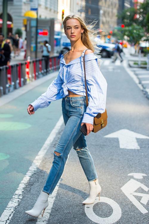 Dàn mẫu casting Victorias Secret: mặc đẹp đã đành, nhìn cơ bụng lại càng phải xuýt xoa - Ảnh 9.
