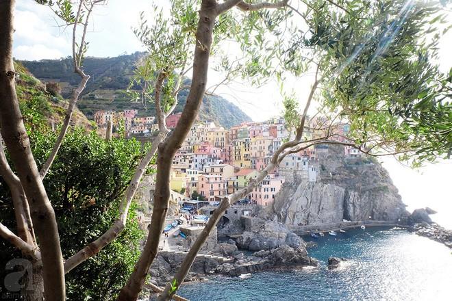 Cinque Terre – Chạm tay vào giấc mơ mang màu cổ tích của nước Ý - Ảnh 9.