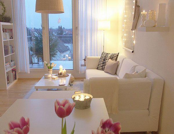 Làm thế nào để bài trí phòng khách nhỏ vỏn vẹn 10m² thành không gian đẹp? - Ảnh 9.
