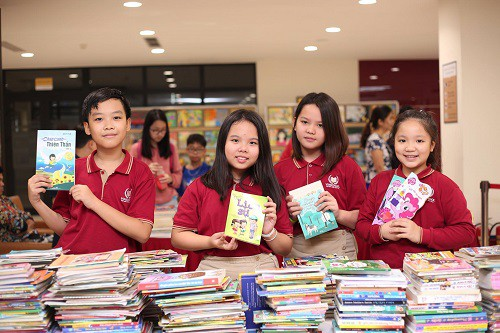 Vinschool Book Fair 2017 đón nhà văn dành cho tuổi teen nổi tiếng thế giới - Ảnh 9.