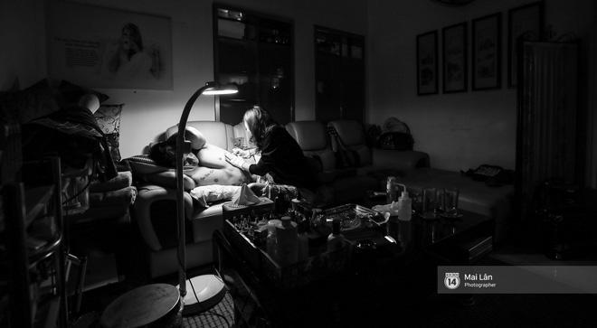 Nghe nữ thợ xăm 9X Hà Nội kể về những lần xăm trên vùng nhạy cảm của khách - Ảnh 10.