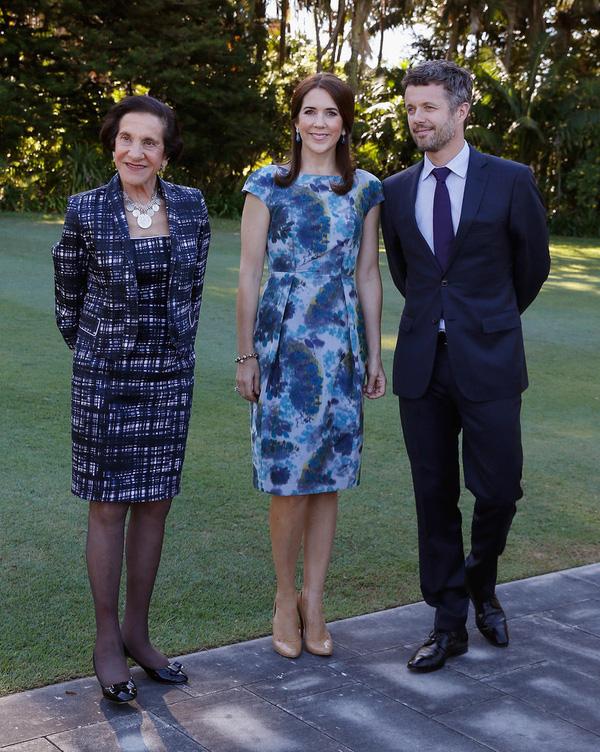 Có một vị công nương còn mặc đẹp hơn cả Kate Middleton - Ảnh 12.