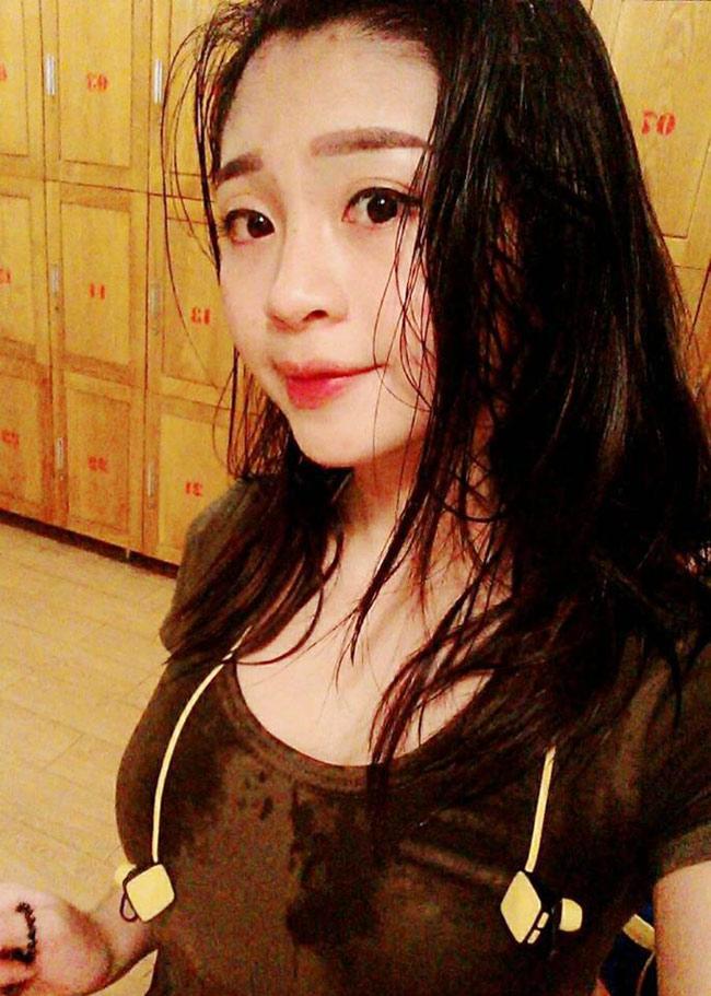 9X Quảng Ninh đặc biệt yêu thích tập gym và võ thuật.