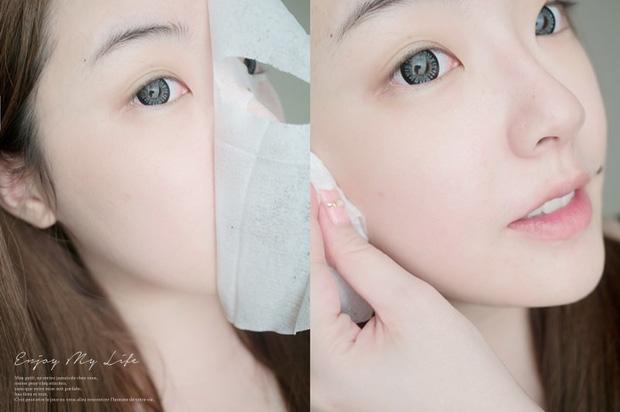Review 3 dòng mặt nạ cơ bản của Lululun, thương hiệu Nhật ngon-bổ-rẻ đang được con gái Việt sử dụng ngày một nhiều - Ảnh 10.