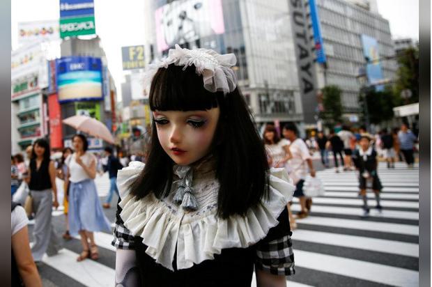 Chân dung búp bê sống tại Nhật Bản: Khi ranh giới giữa người và búp bê gần như bị xóa nhòa - ảnh 10
