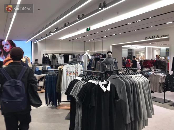 HOT: Tận mặt ngắm trọn 3 tầng của store Zara Hà Nội, to và sáng nhất phố Bà Triệu - Ảnh 10.