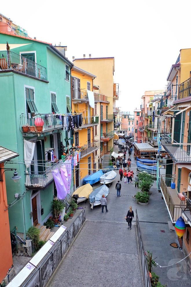 Cinque Terre – Chạm tay vào giấc mơ mang màu cổ tích của nước Ý - Ảnh 10.