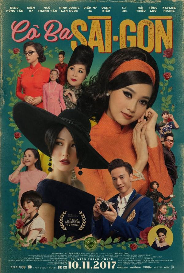 Cô Ba Sài Gòn:  Thiếu một chút là nhạt, thừa một chút là vô duyên, thế này là vừa xinh - Ảnh 3.