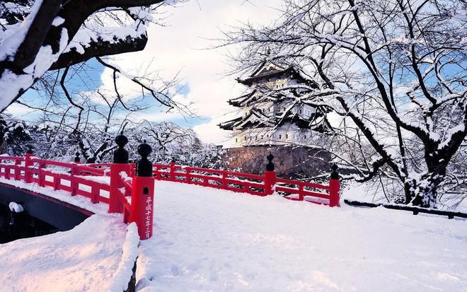 Ngất ngây với những hình ảnh tuyết rơi đẹp lung linh trên khắp thế giới - Ảnh 10.