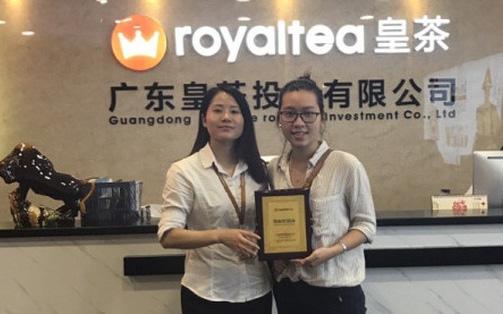 Chủ sở hữu của các chuỗi Royaltea tại Hà Nội, Sài Gòn: