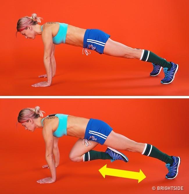 Phương pháp kết hợp này sẽ giúp bạn giảm béo bụng nhanh đến bất ngờ - Ảnh 3.