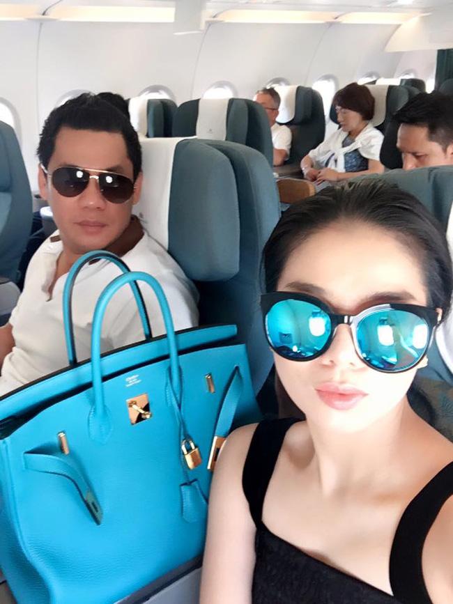 Những người đẹp Việt rất trung thành với một hãng túi hiệu - Ảnh 57.