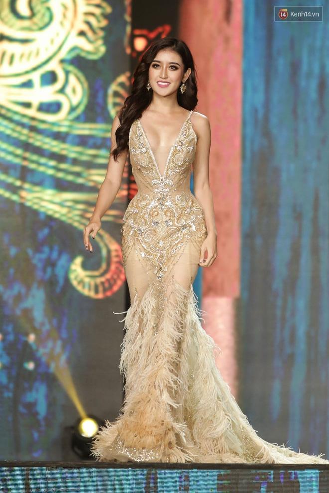 Hé lộ đầm dạ hội mặc đêm Chung kết Miss Grand International của Huyền My, trông chẳng khác gì đầm mặc hôm Bán kết - Ảnh 6.