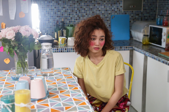 Cô nàng tóc xù Lan Ngọc bị chê từ đầu đến chân trong She was pretty phiên bản Việt - Ảnh 6.