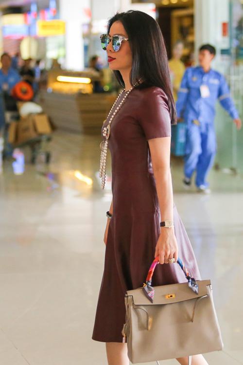 Những người đẹp Việt rất trung thành với một hãng túi hiệu - Ảnh 62.