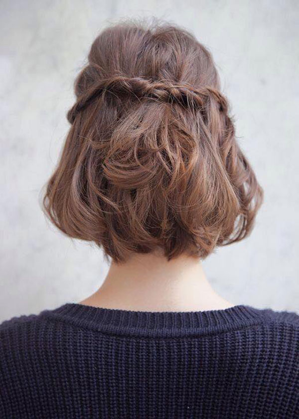 Làm điệu với kiểu tóc siêu xinh cho ngày 20/10 mà nàng tóc ngắn hay dài đều có thể diện ngon ơ - Ảnh 20.