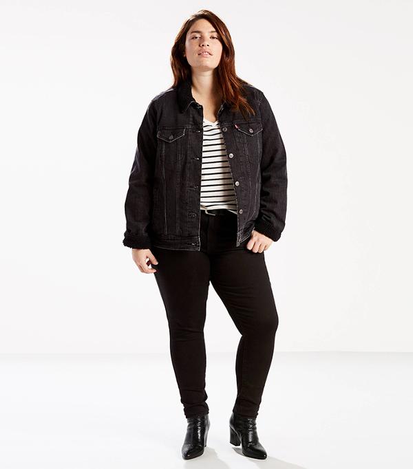 Những cách diện đồ mà nàng ngoại cỡ có thể tham khảo để mặc trong mùa đông này - Ảnh 2.