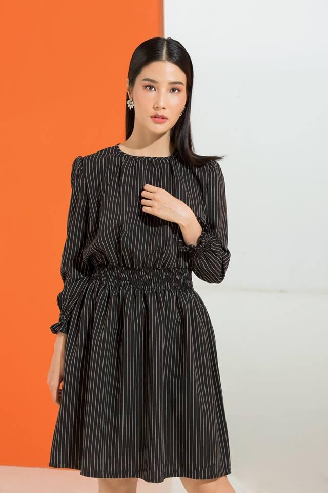 Đón thu ngọt ngào cùng những thiết kế váy liền tay lỡ mà giá chưa đến 700 ngàn đến từ các thương hiệu Việt - Ảnh 11.