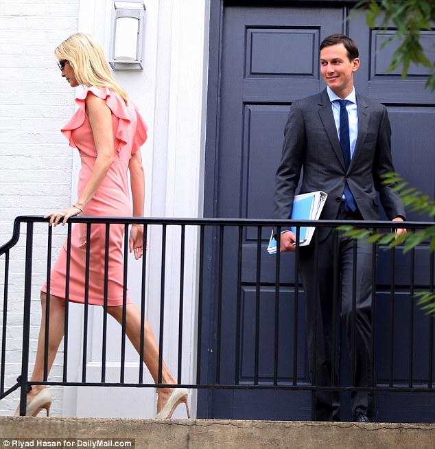 Đến ái nữ Tổng thống Mỹ cũng mặc đầm mua ngay web của Amazon - Ảnh 3.