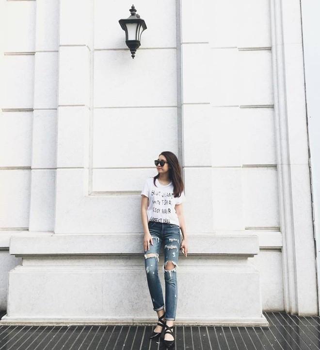 Thu nhập khủng, nhưng những sao Việt này vẫn luôn trung thành với hàng hiệu bình dân Zara và H&M - Ảnh 18.