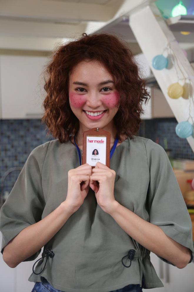 Cô nàng tóc xù Lan Ngọc bị chê từ đầu đến chân trong She was pretty phiên bản Việt - Ảnh 5.
