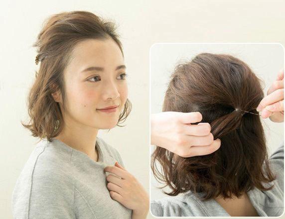 Làm điệu với kiểu tóc siêu xinh cho ngày 20/10 mà nàng tóc ngắn hay dài đều có thể diện ngon ơ - Ảnh 17.
