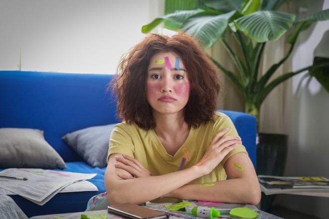 Cô nàng tóc xù Lan Ngọc bị chê từ đầu đến chân trong She was pretty phiên bản Việt - Ảnh 7.