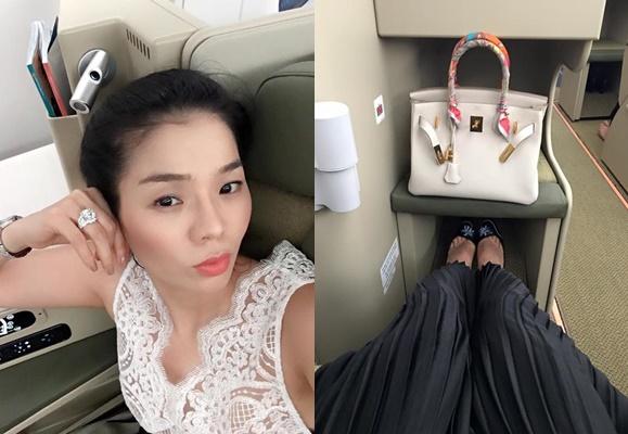 Những người đẹp Việt rất trung thành với một hãng túi hiệu - Ảnh 60.