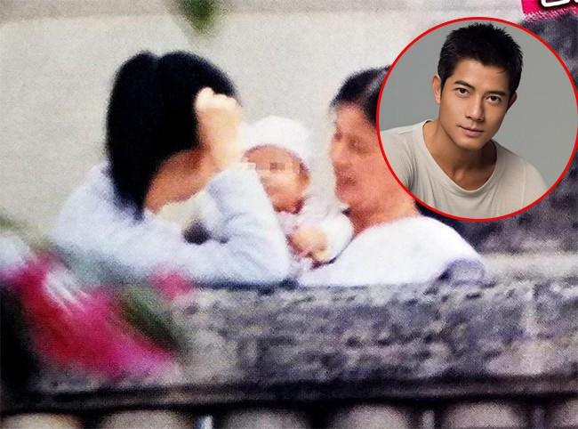 Lần đầu lộ diện hình ảnh hiếm hoi của con gái Thiên vương Quách Phú Thành - Ảnh 1.